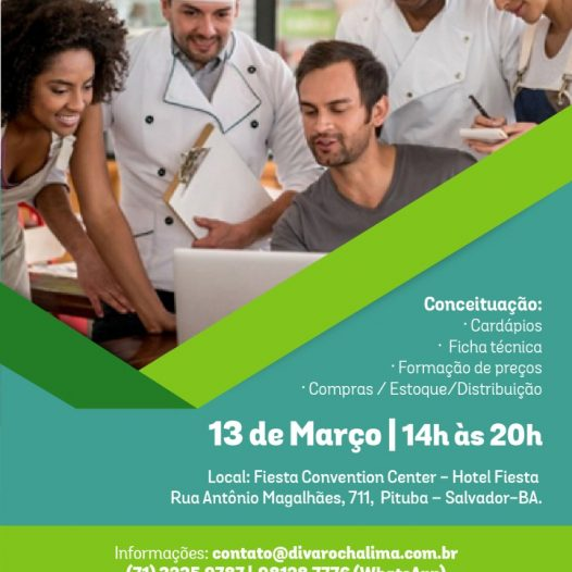 Salvador: Administração de UAN´S (6h)