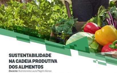 Curso de extensão com foco na sustentabilidade será em abril