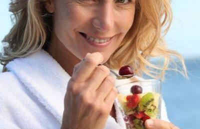 Alimentos antioxidantes podem reduzir os sintomas da menopausa
