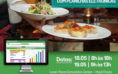 Gestão de UANs e Unidades Produtoras de Alimentos com planilhas eletrônicas