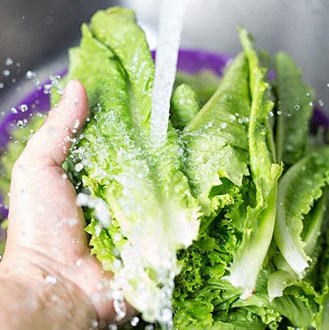 A elaboração do cardápio com foco na segurança de alimentos