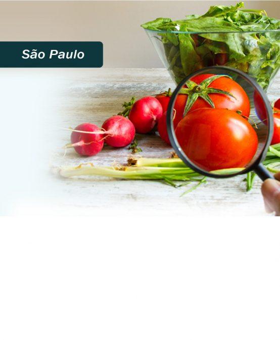 São Paulo: Especialização em Segurança dos Alimentos em Serviços de Alimentação