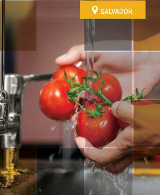 Salvador: Fundamentos para Elaboração do Manual de Boas Práticas e POPs em Serviços de Alimentação