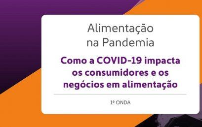 Impactos da Covid-19 nos negócios em alimentação
