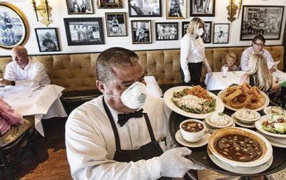 Abrasel lista estratégias dos restaurantes para a futura reabertura