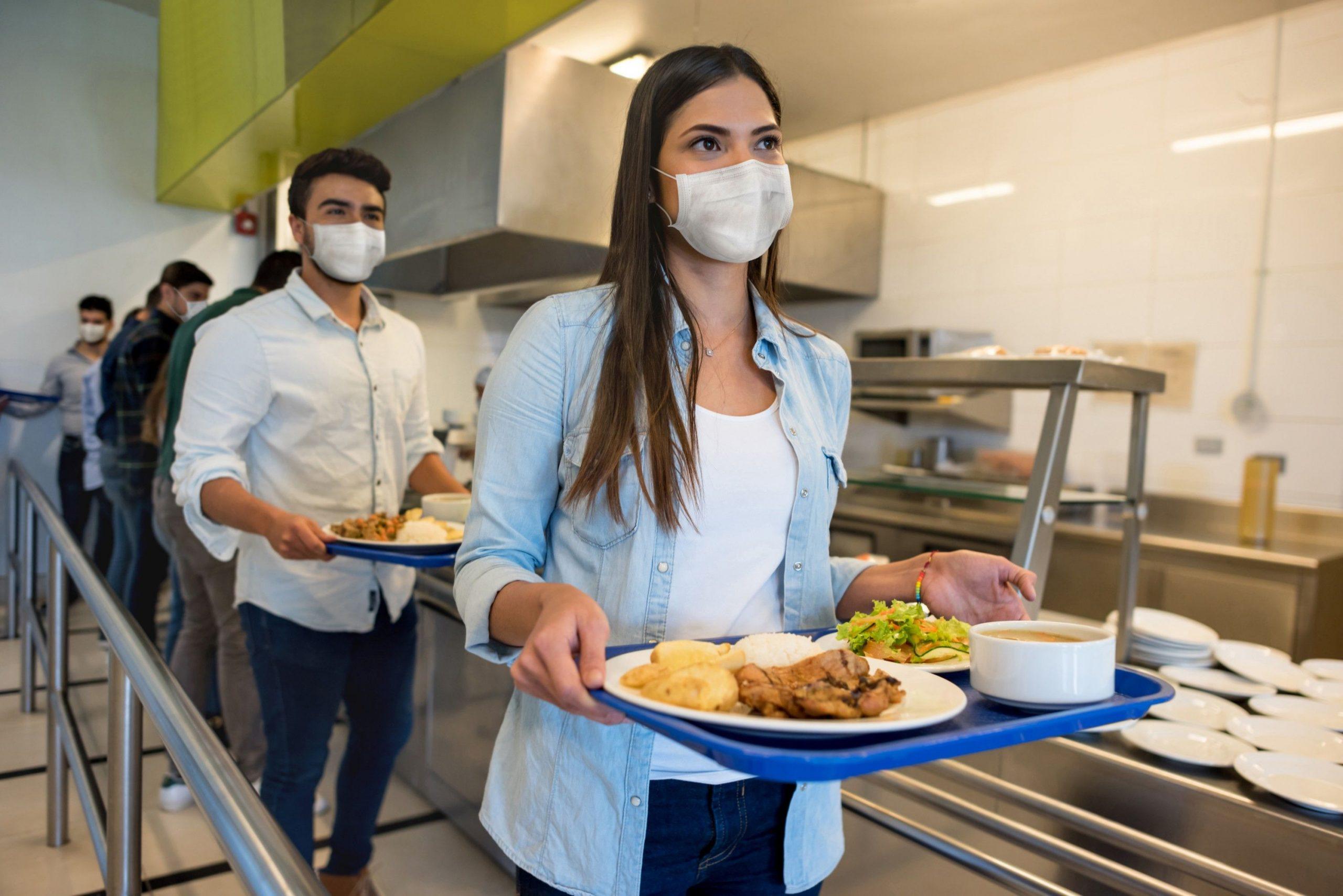 Qual o provável futuro dos restaurantes self-service pós-Covid-19?