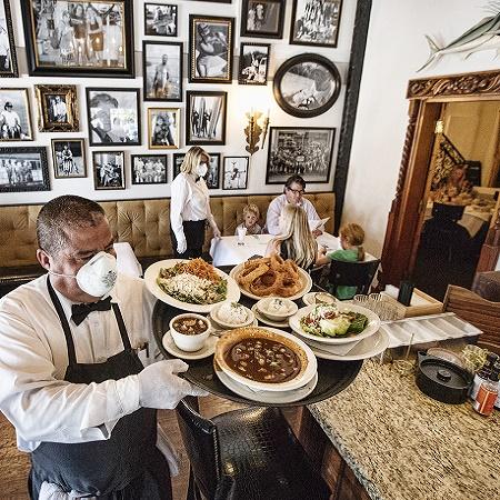 Roteiro para a Retomada de Bares e Restaurantes