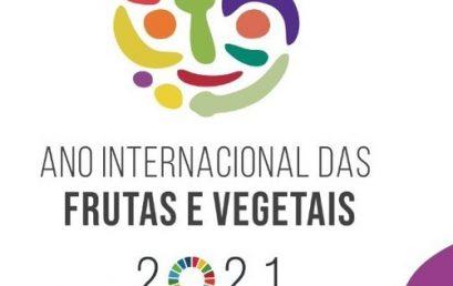 Organização das Nações Unidas estabelece 2021 como o Ano Internacional das Frutas e Vegetais
