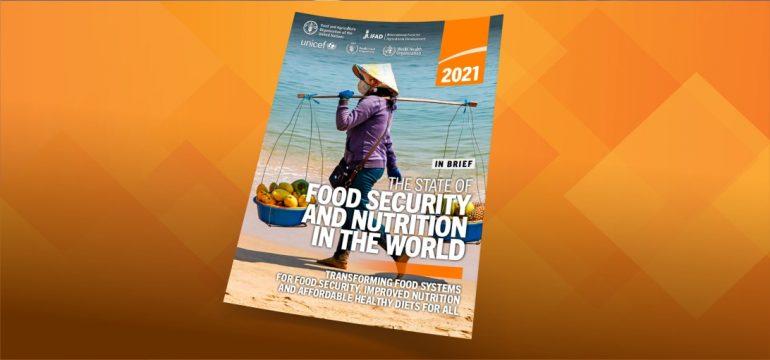 Relatório da ONU revela que a pandemia contribui para o agravamento da fome